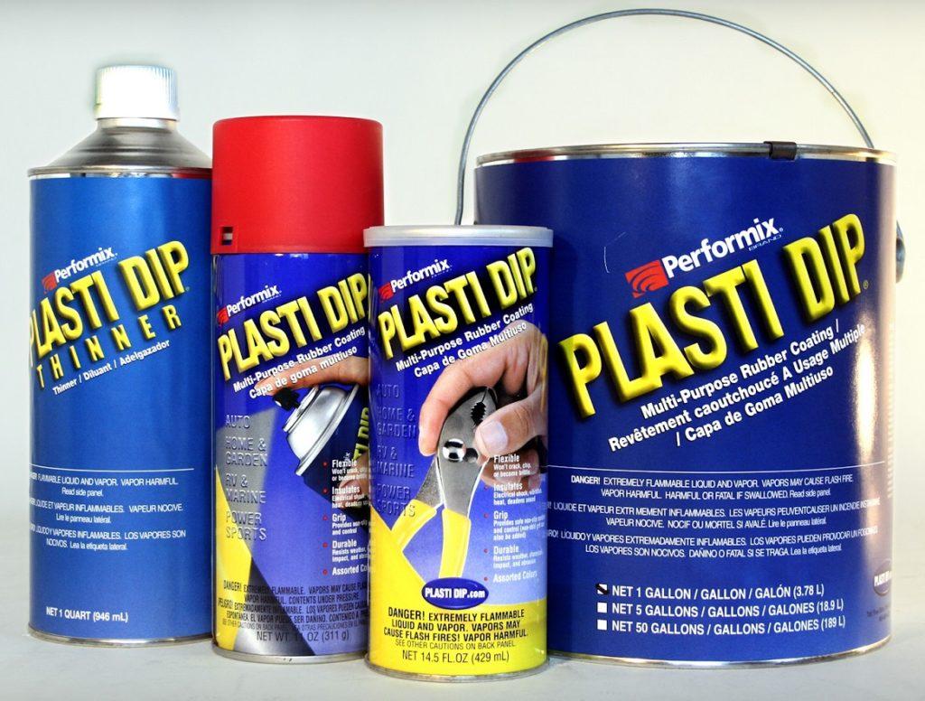 Жидкая резина для покраски авто