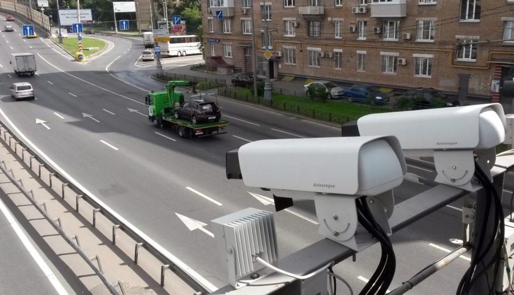 Камеры автоматической фиксации нарушений ПДД